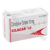 Cilacar 10 (Cilnidipine) - 10mg (10 Tablets)