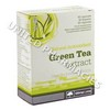 Green Tea Extract (Green Tea Extract/ Polyphenols/Catechins/Caffeine) - 250mg/249mg/200mg/4mg (60 Capsules)