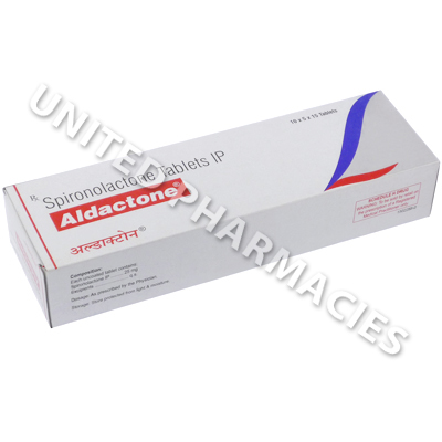 Aldactone (Spironolactone) - 25mg (15 Tablets)