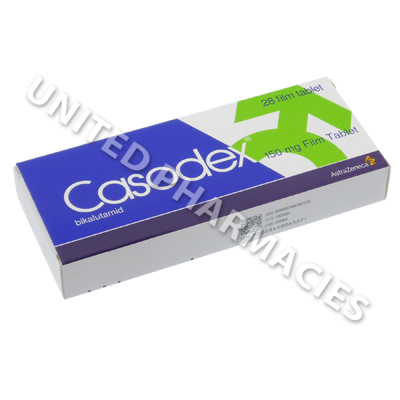 Casodex (Bicalutamide) - 150mg (28 Tablets)