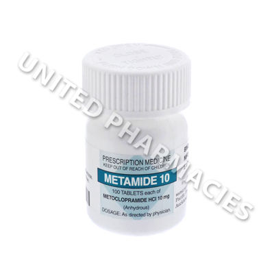metoclopramide hcl 10mg tablet