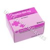 Cipflox (Ciprofloxacin Hydrochloride) - 500mg (28 Tablets)