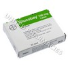Glucobay (Acarbose) - 100mg (30 Tablets)