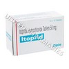 Itoprid (Itopride) - 50mg (10 Tablets)