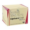 Lipicard (Fenofibrate) - 160mg (10 Tablets)