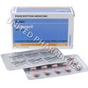 Lisinopril-Ethics (Lisinopril) - 10mg (90 Tablets)