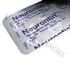 Neurontin Ingredients