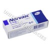 Norvasc (Amlodipine Besylate) - 5mg (30 Tablets)(Turkey)