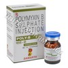 POLY-B Injection (Polymyxin B Sulphate) - 500000U (1 Vial)