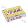 Rizact-10 (Riztriptan) - 10mg (4 Tablets)