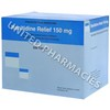 Ranitidine Relief (Ranitidine Hydrochloride) - 150mg (500 Tablets)
