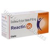 Reactin 50 (Diclofenac Sodium) - 50mg (10 Tablets)