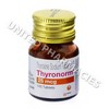 Thyronorm (Thyroxine Sodium) - 25mcg (100 Tablets)