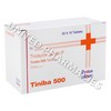 Tiniba (Tinidazole) - 500mg (10 Tablets)