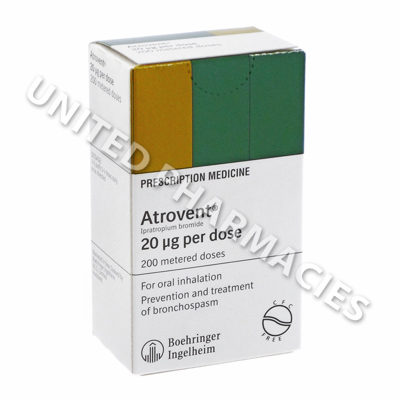 Atrovent Inhaler | Buy Atrovent Inhaler (Ipratropium