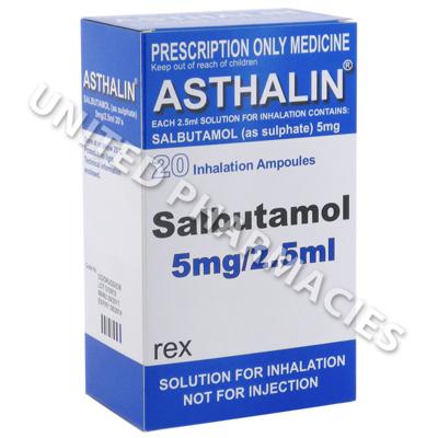 Ventolin inhaler side effects