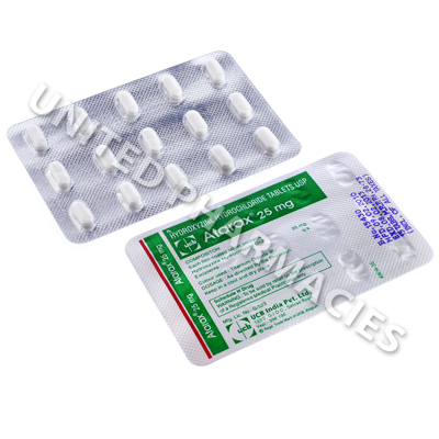What Do Atarax Tablets