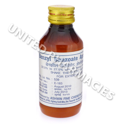 Benzyl Benzoate (Benzyl Benzoate) - 27.5% (100mL)