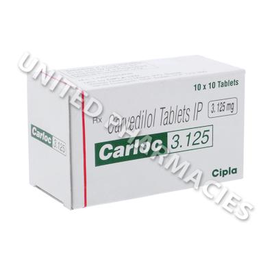 Carloc 3.125 mg rosuvastatin