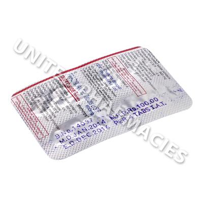 Distoside (Praziquantel) - 600mg (4 Tablets) - United