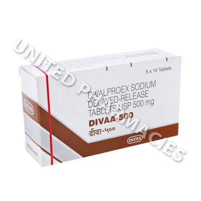 Divalproex Price