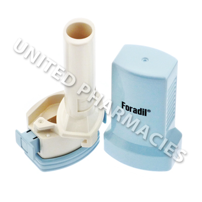 Foradil (Eformoterol Fumarate) - 12mcg (60 Doses) :: Asthma ...