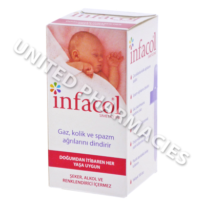 Infacol Oral Suspension (Simethicone) - 40mg/mL (50mL)