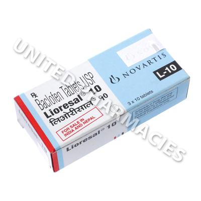 Lioresal 10 Mg Tablets In Pakistan