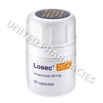 Omeprazole (Losec) Capsules - United Pharmacies (UK)