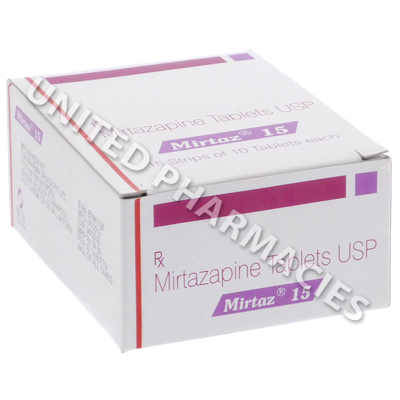 Uses for mirtazapine