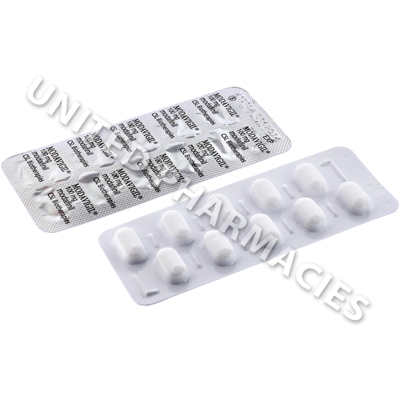 Modavigil Modafinil 100mg 30 Tablets United Pharmacies Uk