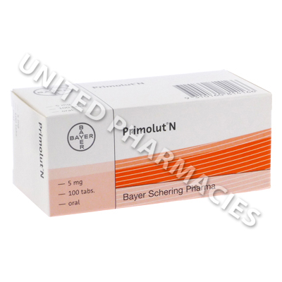 Primolut-N (Norethisterone) - 5mg (100 Tablets)