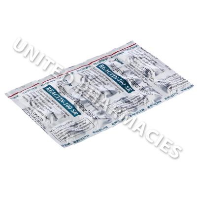 Reactin-100 SR (Diclofenac Sodium BP) - 100mg (15 Tablets)