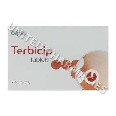 Terbinafine Hcl 250 Mg