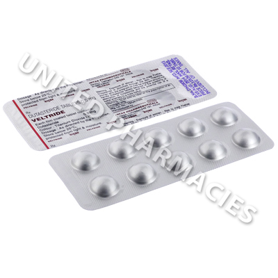 Veltride Dutasteride 0 5mg 10 Tablets United Pharmacies Uk